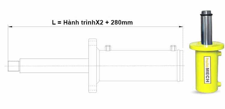 Bản-vẽ-kích-thước-của-xi-lanh-60-tấn-Hulomech-mặt-bích-trước-khi-hết-hành-trình