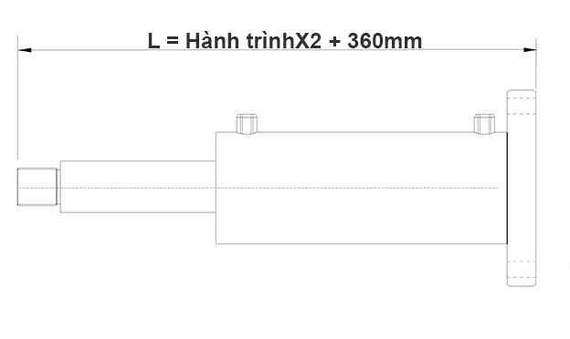 Bản-vẽ-xi-lanh-thủy-lực-150-tấn-Hulomech-mặt-bích-sau-khi-đi-hết-hành-trình